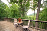 Asheville Mountain Vacation Home Rental with 3 bedrooms