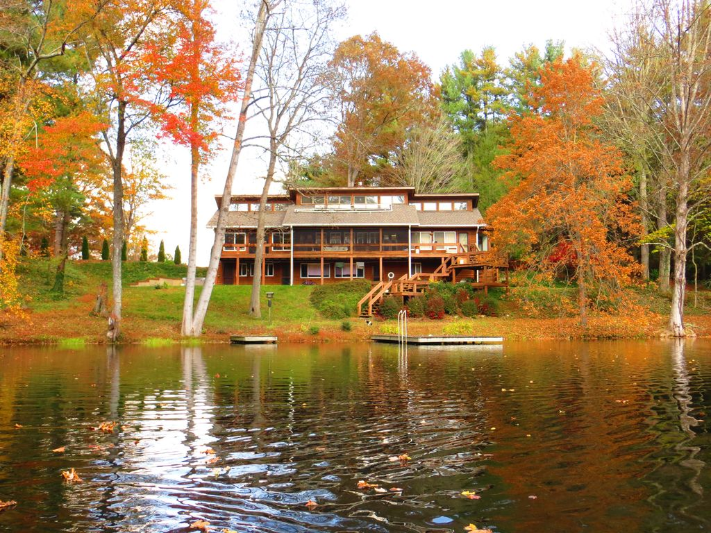 Asheville Lakefron vacation rentals
