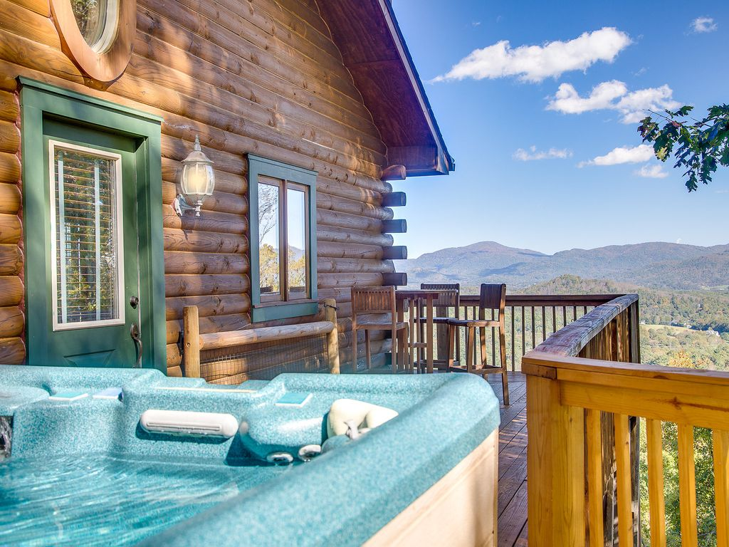 Choose from 100s of Asheville Area Cabins and Vacation Rentals