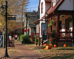 Biltmore Village offers shops. galleries, dining