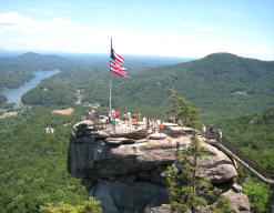 Read reviews and information about Chimney Rock NC on Trip Advisor