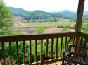 Franklin vacation rental with valley to mountain views