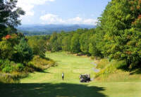 NC Mountain golf courses are the most scenic in the world