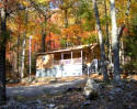 private cabin in the woods only 5 minutes to Lake Lure