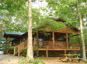 mountain view cabin rental near Murphy NC