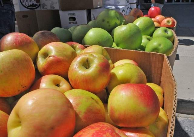 NC Apple Festival on Labor Day Weekend
