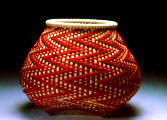 Billie Ruth Sudduth Basketry