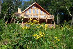 NC mountain cabins and vacation rentals