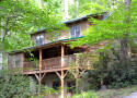 secluded cabin only minutes to Boone NC