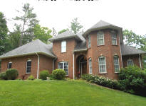 Home for sale in WIlkesboro on 4 acres with creek